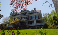 Rucker Mansion, Everett Washington.